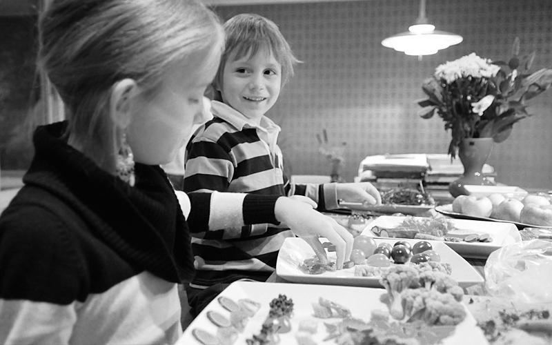 Foodlab party