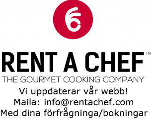 Rent A Chef Logotyp